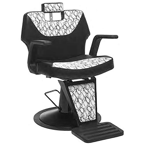 Cadeira Barbeiro Retro Lojinha do Barbeiro