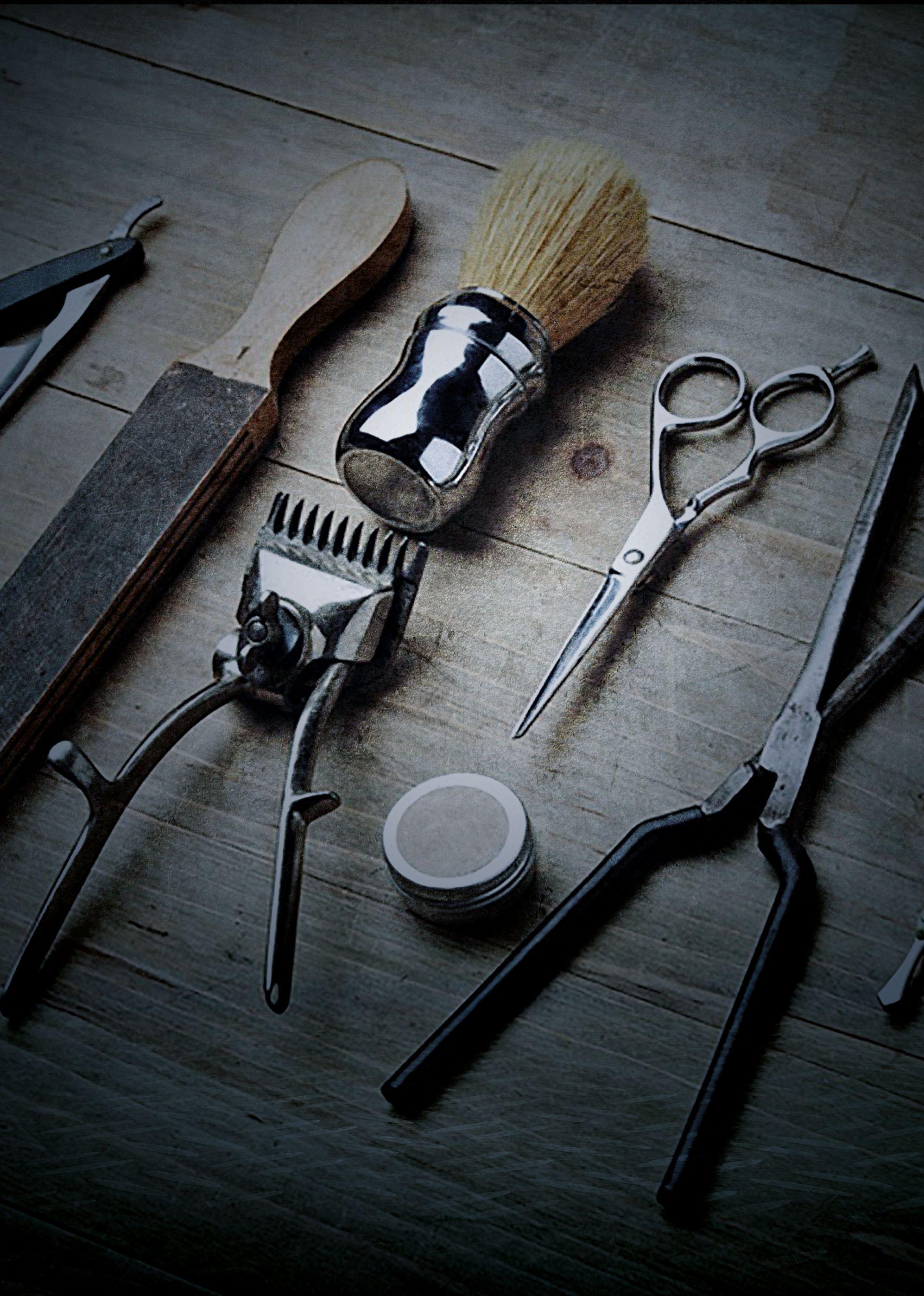 Acessórios de Barbeiro Lojinha do Barbeiro