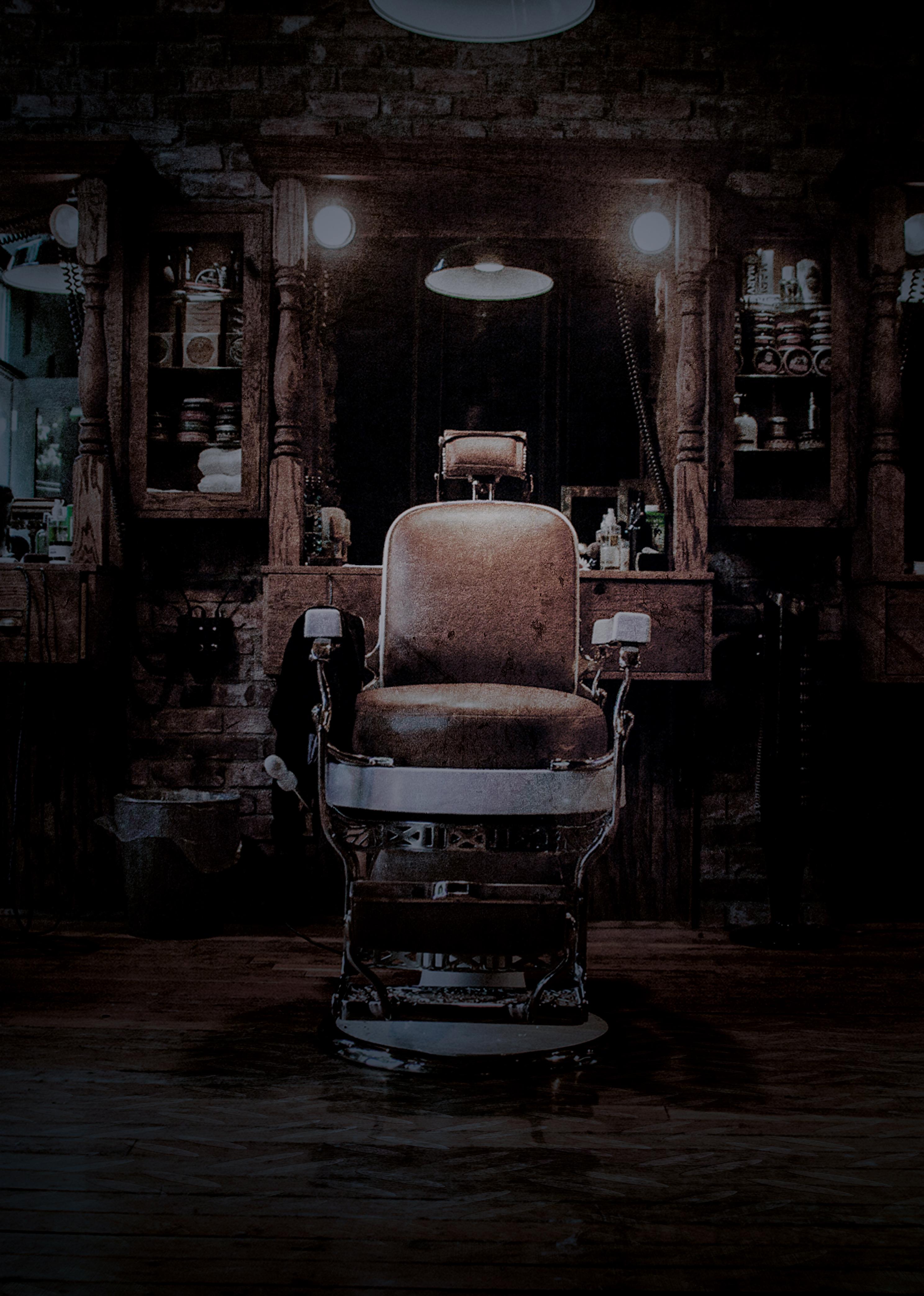 Cadeiras de Barbeiro Lojinha do Barbeiro